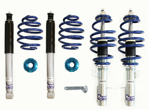 Vauxhall Corsa C Coilovers - Adjustable Suspension Lowering Kit