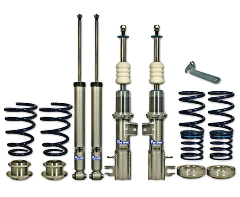 Vauxhall Corsa D (incl VXR) - Adjustable Suspension Lowering Kit