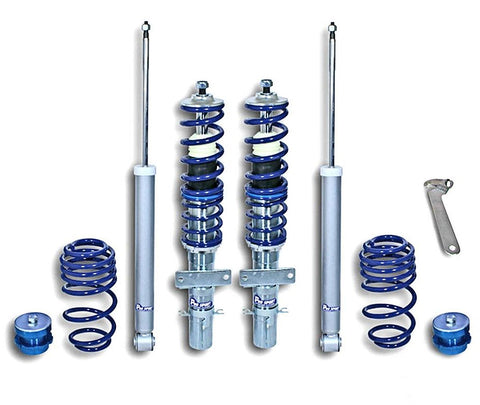 Seat Ibiza MK5 6J Coilovers - Adjustable Suspension Lowering Kit