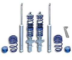 Audi A1 8X Coilovers - Adustable Suspension Lowering Kit