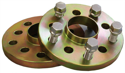 Audi S3 8L 15mm Hubcentric Wheel Spacers - PCD 5x100 - M14x1.5mm