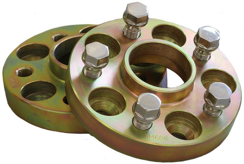 BMW 6-Series (E63 E64) 25mm Hubcentric Wheel Spacers - PCD 5x120 - M12x1.5mm