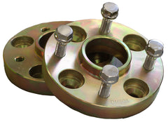VW Jetta MK1 25mm Hubcentric Wheel Spacers - PCD 4x100 - M12x1.5mm