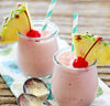 Cherry pineapple smoothie