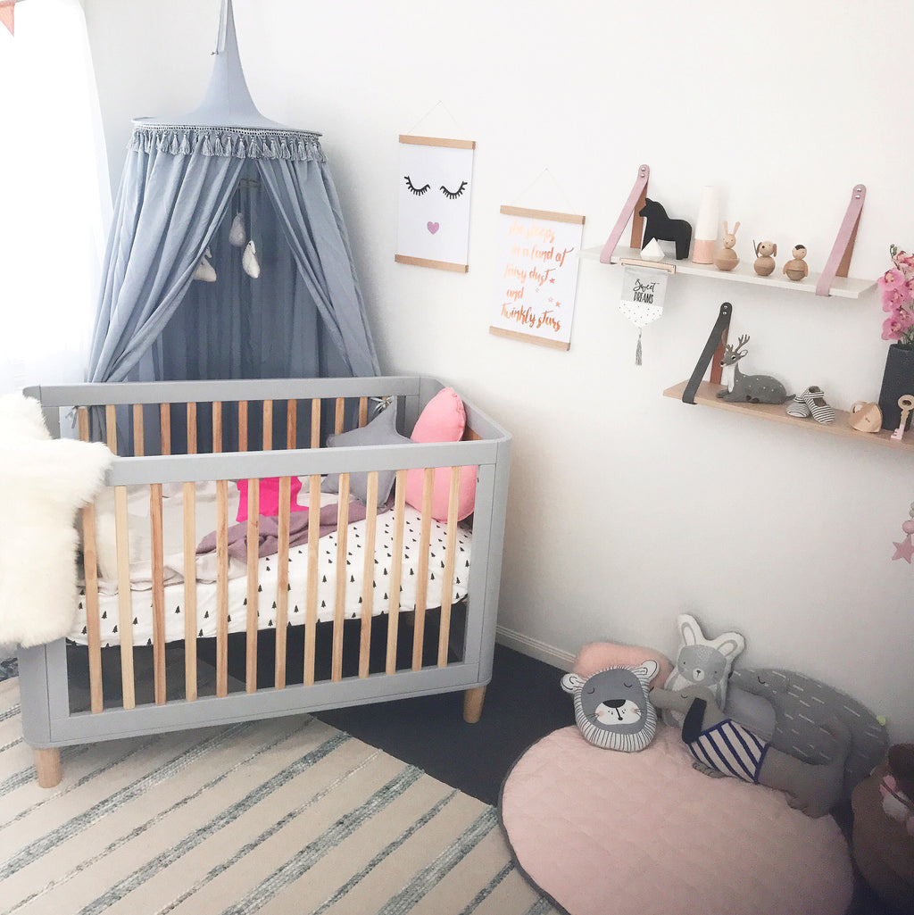 How to design a modern nursery