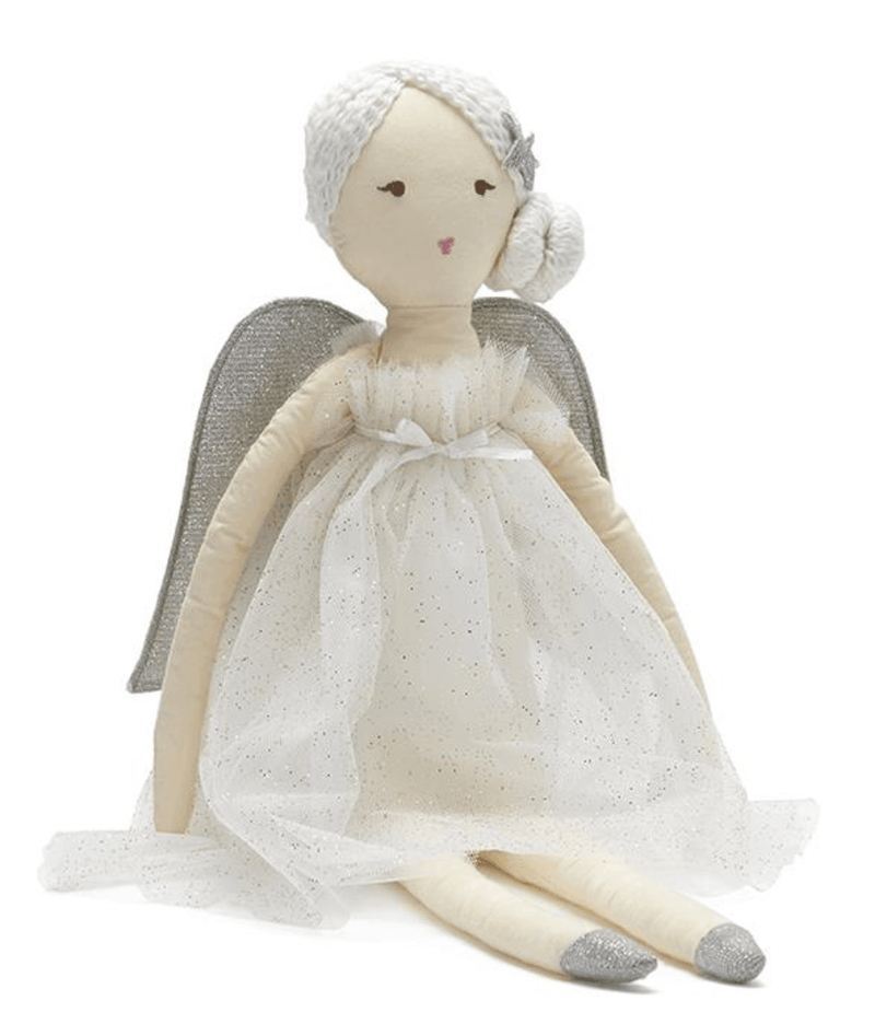 Isabella the Angel Doll- White - Nana Huchy