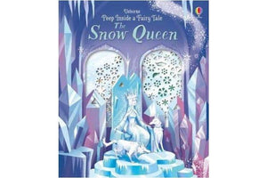 Peep inside a fairy tale - The Snow Queen - Kids Book