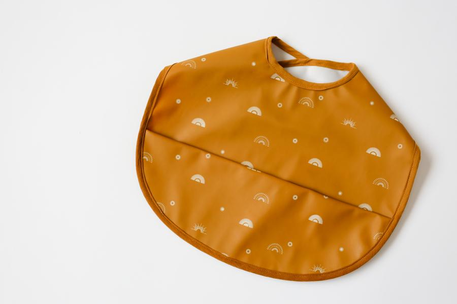 Snuggle Bib - Waterproof - Sunrise - Snuggle Hunny Kids
