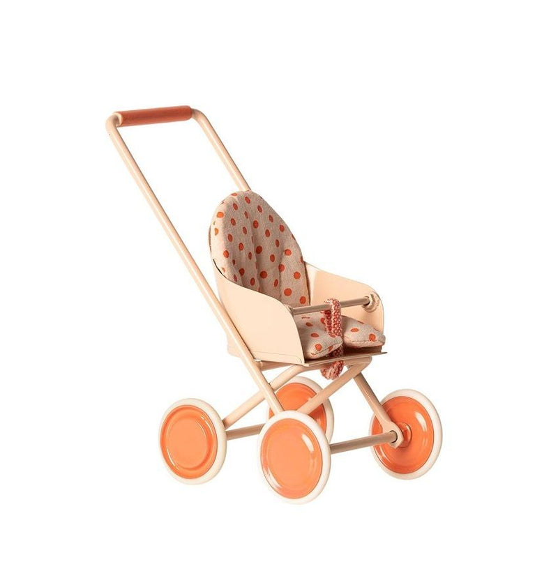 Stroller Micro - Coral - Maileg