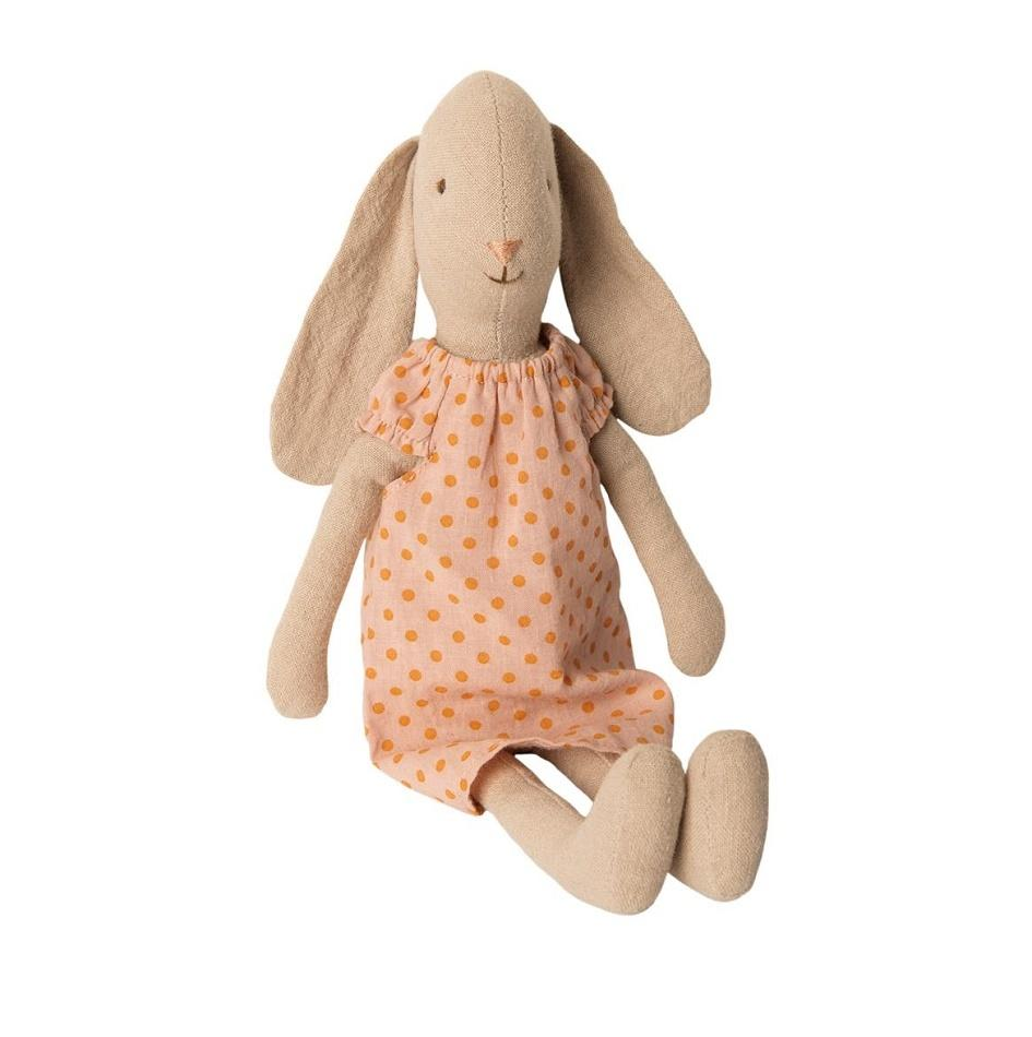 Bunny in Rose Nightgown - Maileg