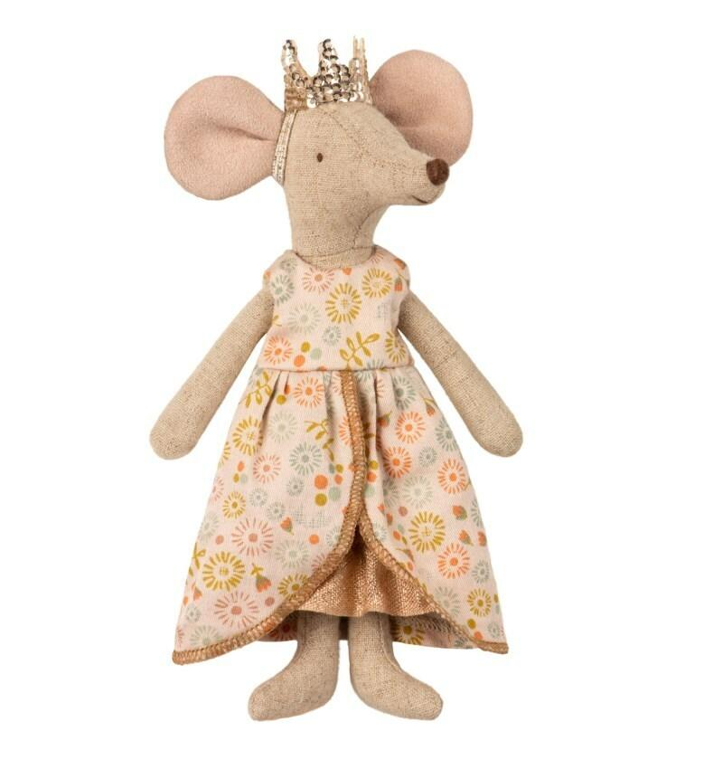 Queen Mouse. Mum - Maileg