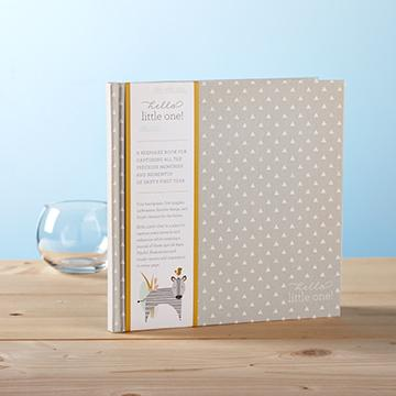 Hello Little One - Baby Journal - Compendium Books