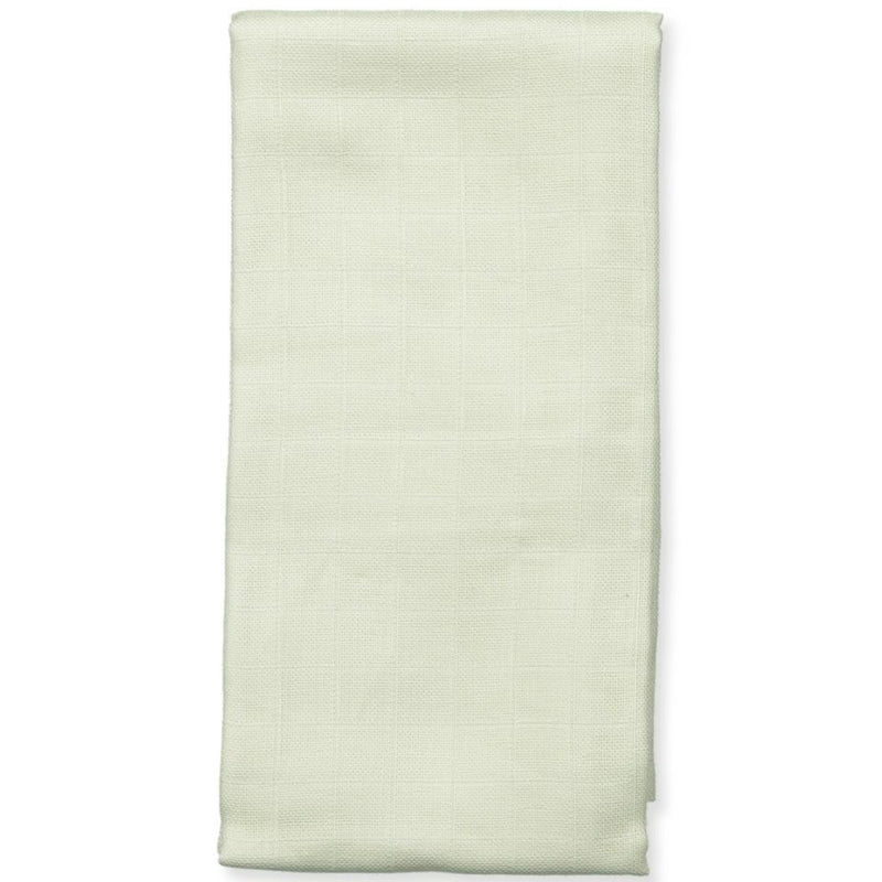 Mint Organic Cotton Muslin Cloth - CAM CAM Copenhagen