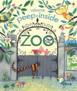 Kids Book- 'Peep inside the Zoo'