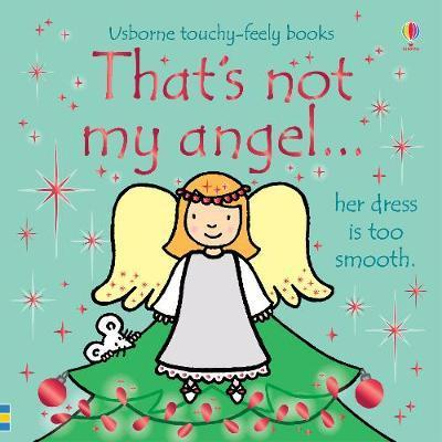 Kids Book- 'That's Not My Angel'