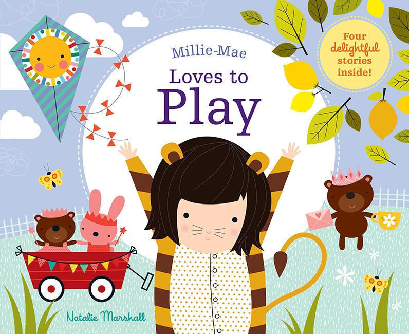 Millie-Mae loves to play  - Kids Book