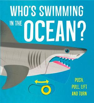 Who is swimming in the ocean  - Kids Book