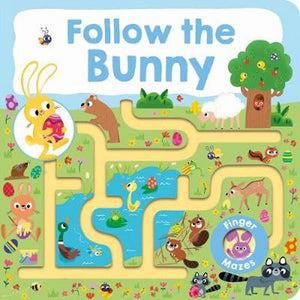 Follow the Bunny - Kids Book - Hardie Grant