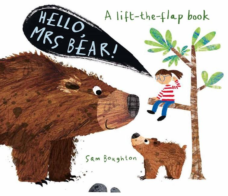 Hello Mrs Bear- Kids book