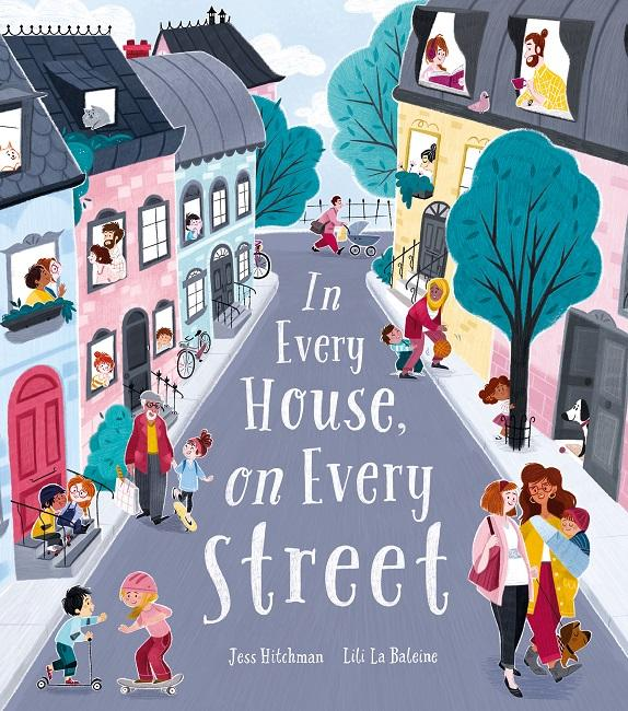Kids Book - In every house, on every street