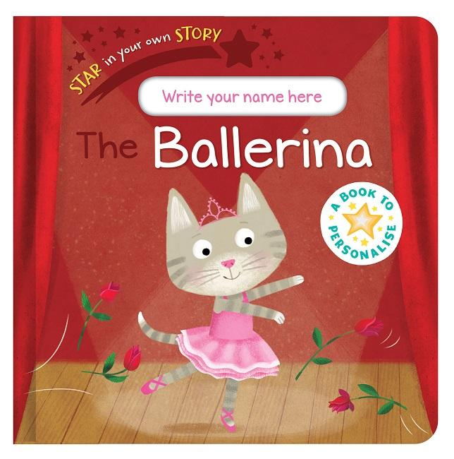 Star in your own Story- Ballerina - Kids Book