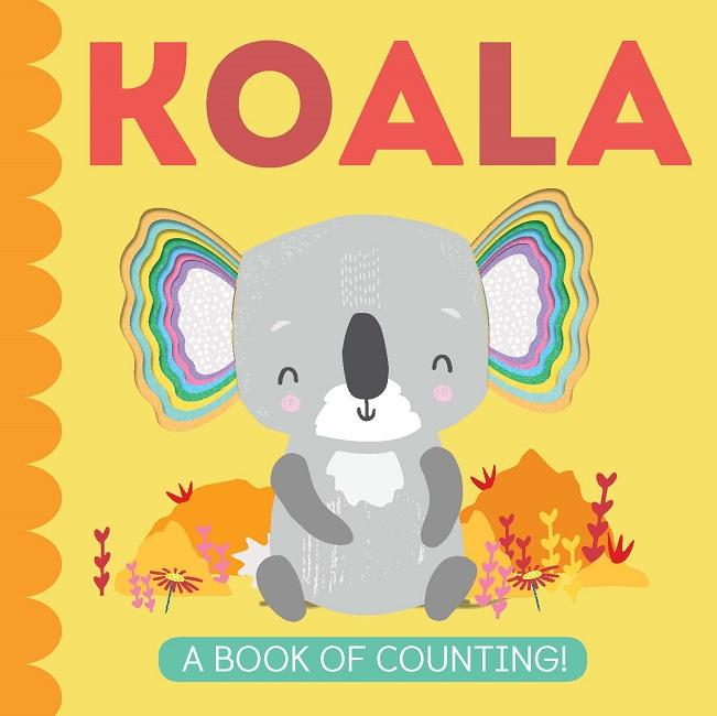 Koala: A book of counting- Kids Book
