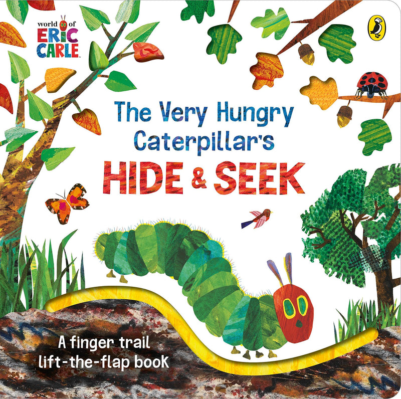 The Very Hungry Caterpillar's Hide-and-Seek - Kids Book