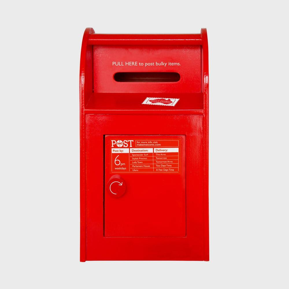 Australian Post Box - Make me Iconic