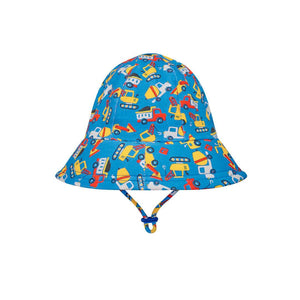 'Construction' Toddler Bucket Hat