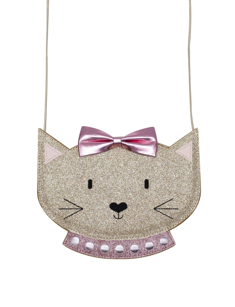 Well Dressed Cat Shoulder Bag- Billy Loves Audrey