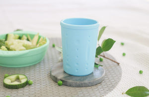 Silicone Bowl & Cup Set - Little Woods DISCOUNTED