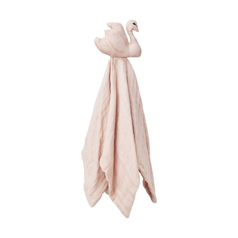 swan dusty rose cuddle cloth
