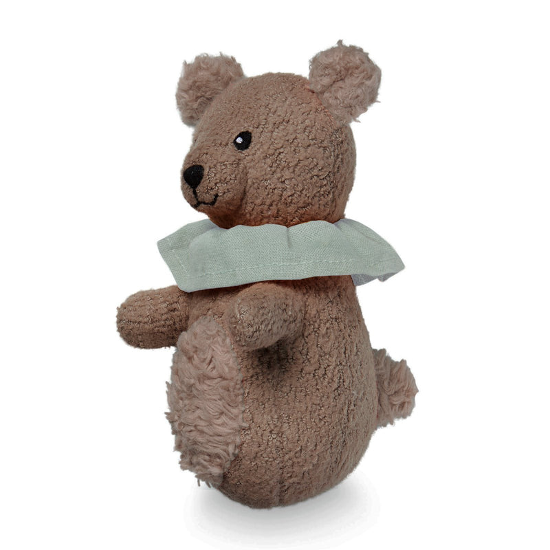 Soft Animal Rattle - Bear - CAM CAM DISCOUNTED
