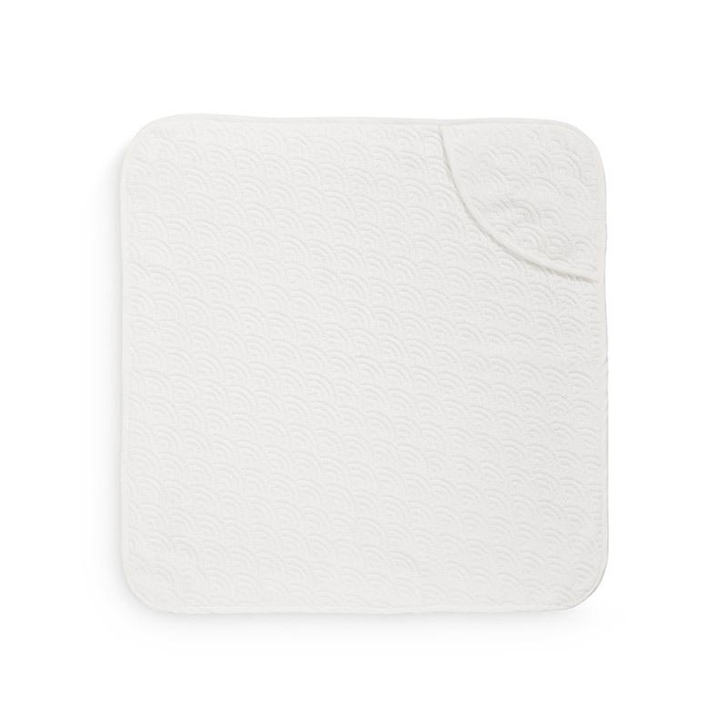 Hooded Toddler Towel - Off White - CAM CAM