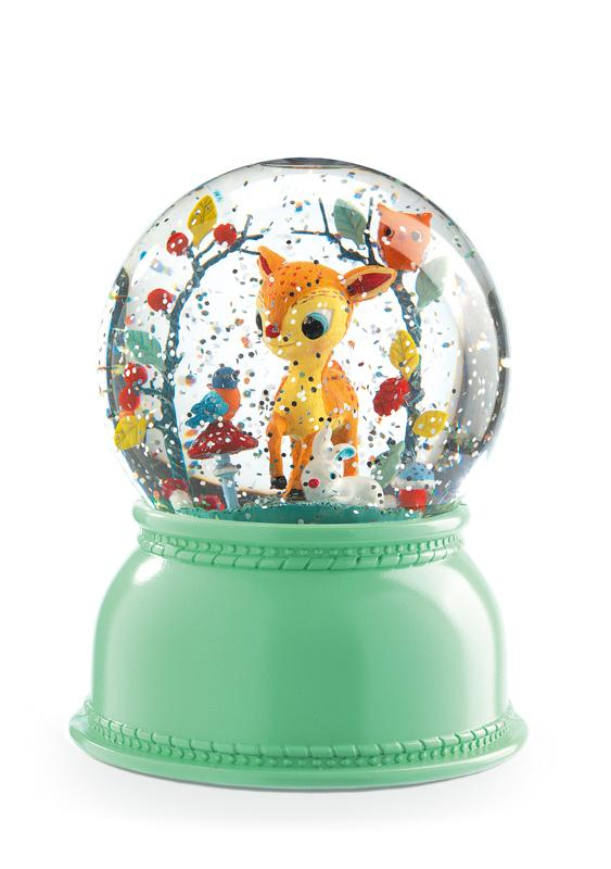 Globe Night Light  - Fawn - Djeco