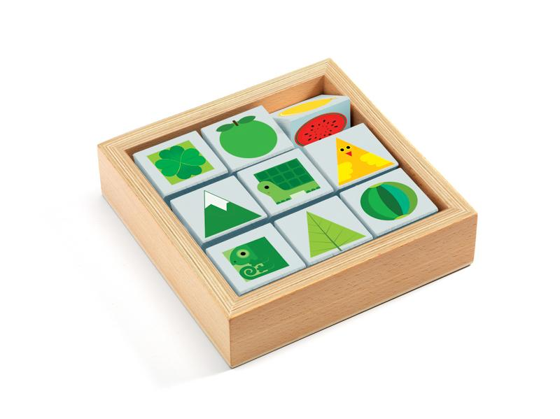 Tribasic Puzzle Activity - Le Toy Van DISCOUNTED
