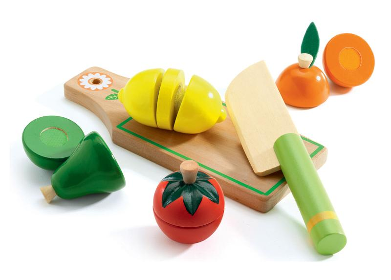 Fruit & Veges - Role Play Set - Djeco