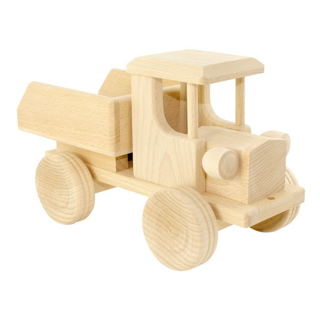 Wooden Tipping Truck Ruby - Happy go Ducky