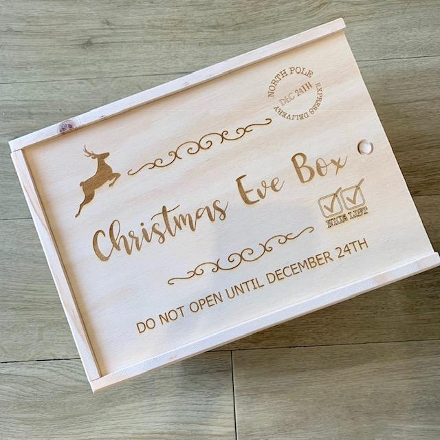 Christmas Eve Box - Timber Tinkers