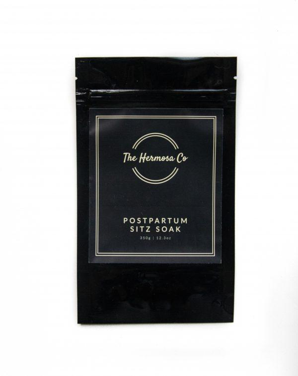 Postpartum Sitz Soak 350gm - The Hermosa Co