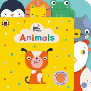 Baby Touch- Animals - Kids Book