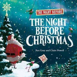 The night before the night before Christmas - Kids book