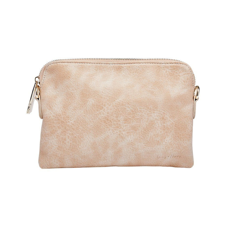 Nappy Clutch - Beige Cream - The Somewhere Co