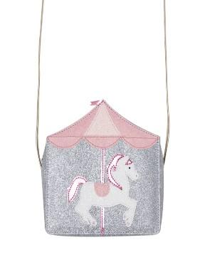 Carousel Shoulder Bag - Billy Loves Audrey