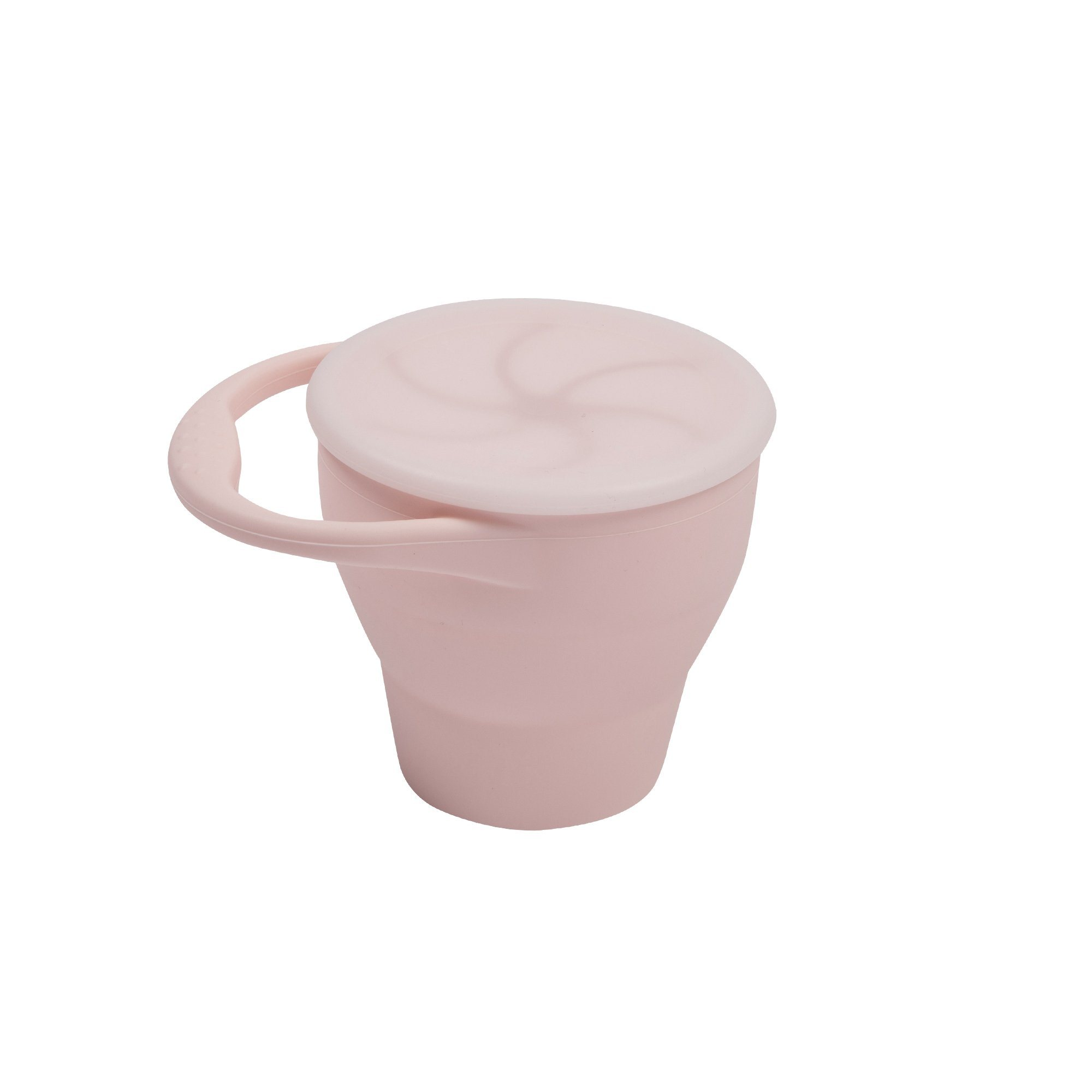 My Little Snack Cup - Blush Pink - My Little Giggles