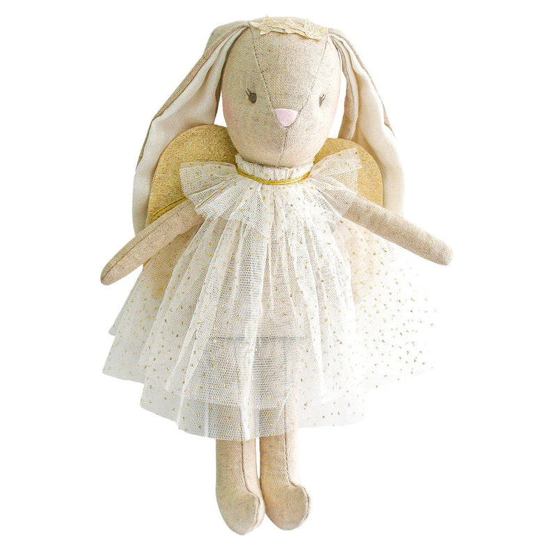 Mini Angel Bunny Ivory - Alimrose
