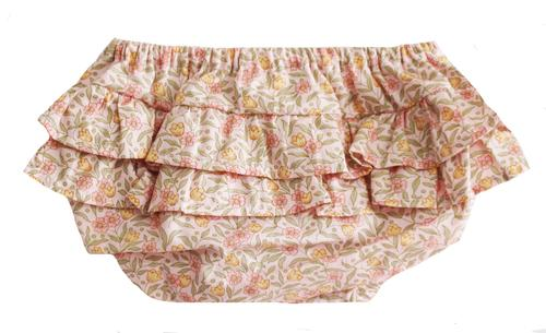 Ruffle Bloomers - Blossom Lily - Alimrose