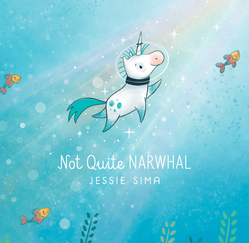 Kids Book- 'Not quite Narwhal'