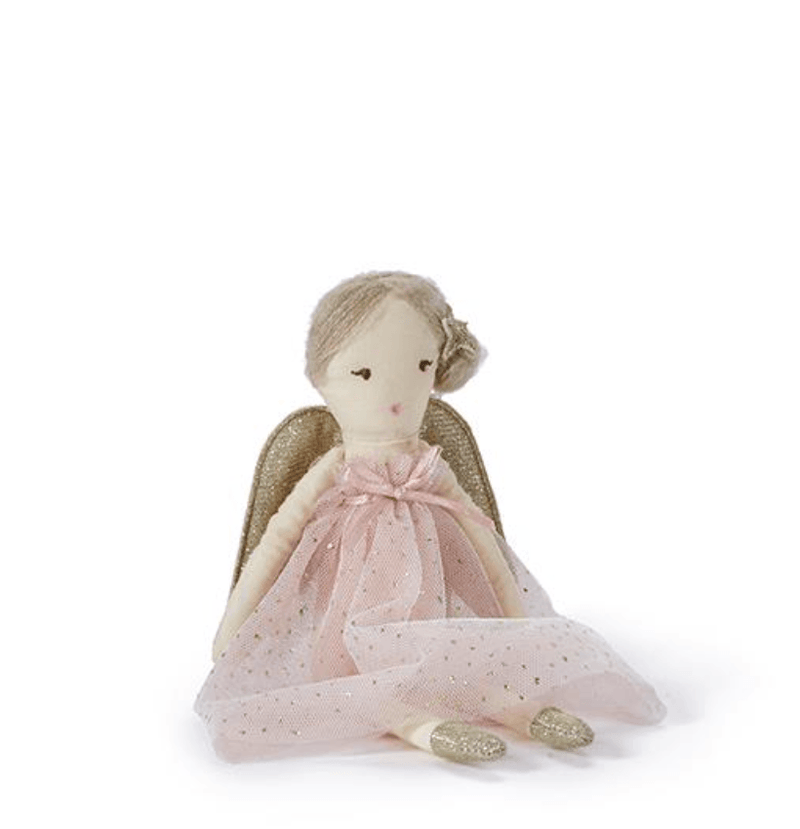 Mini Arabella Angel Pink Doll -  Nana Huchy