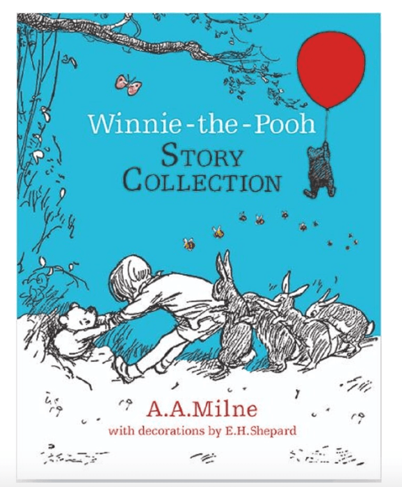 Kids Book- Winnie the Pooh Story Collection